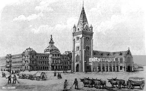 Parliament and Church in Pretoria