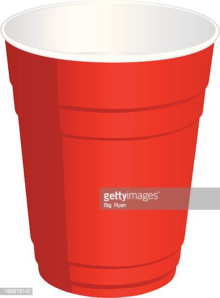 party cup - cup stock illustrations