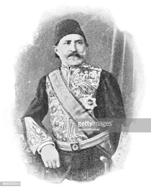 Pashko Vasa in Istanbul, Turkey - Ottoman Empire