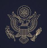 US Passport seal