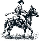 Patriot on Horseback