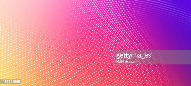 a pattern of dots on a colored background - colored background stock illustrations