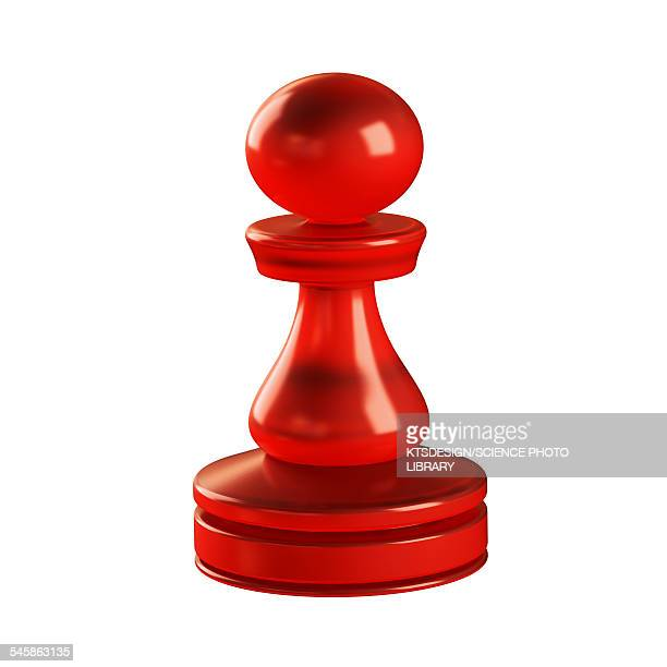 pawn chess piece, illustration - toy stock illustrations