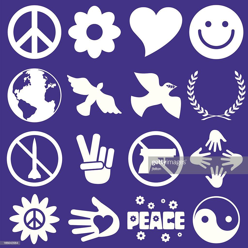 Peace Symbols Vector Art Getty Images