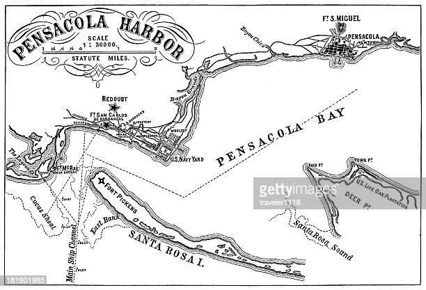 Pensacola Harbor