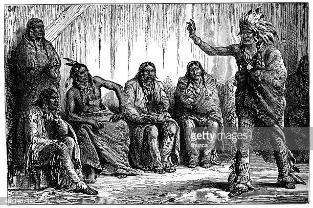 People and traditions of the World: Crow Indians