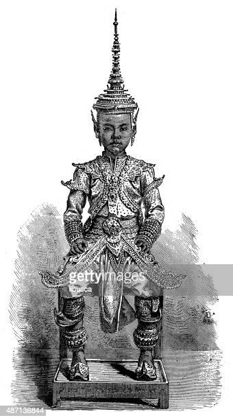People and traditions of the World: Prince of Siam