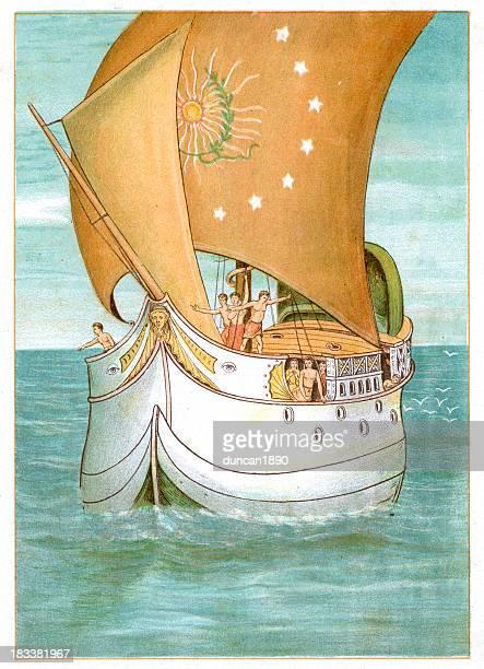 Perseus at Sea