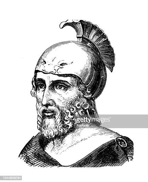 マケドニアのフィリップ 2 世 (紀元前 336 c.382 BC)