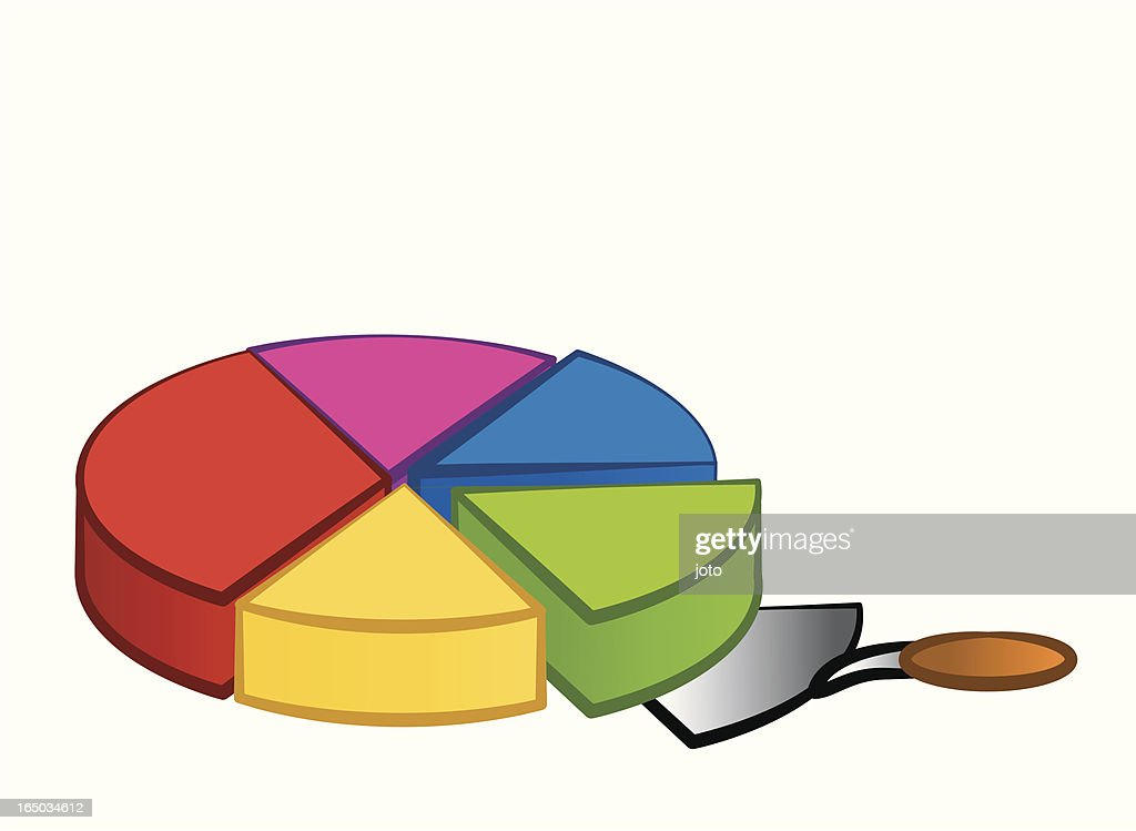 piece of the pie chart