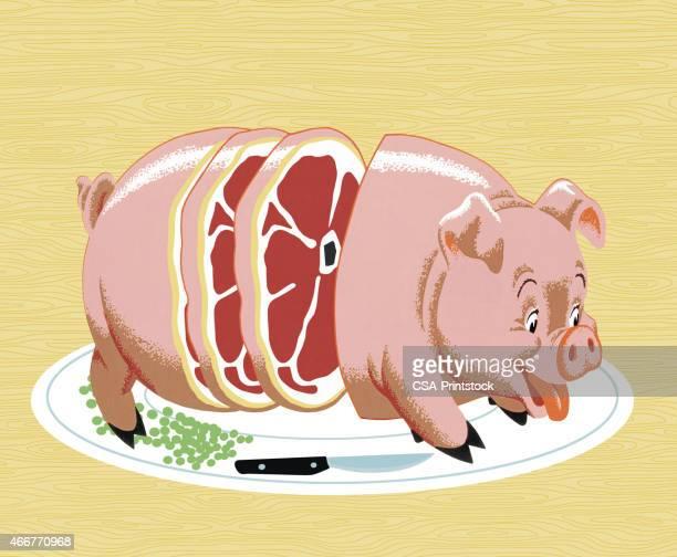 Pig for Dinner