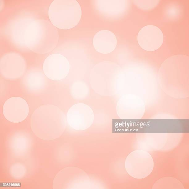 pink bokeh background - pink background stock illustrations, clip art, cartoons, & icons
