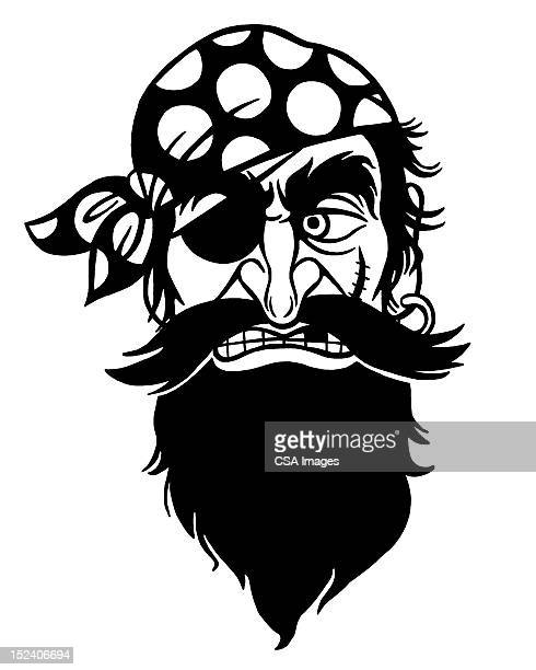 Pirate With Eye Patch