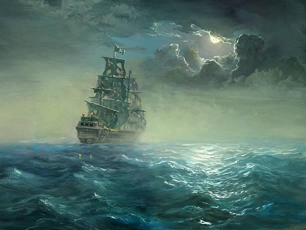 pirates - fantasy stock illustrations