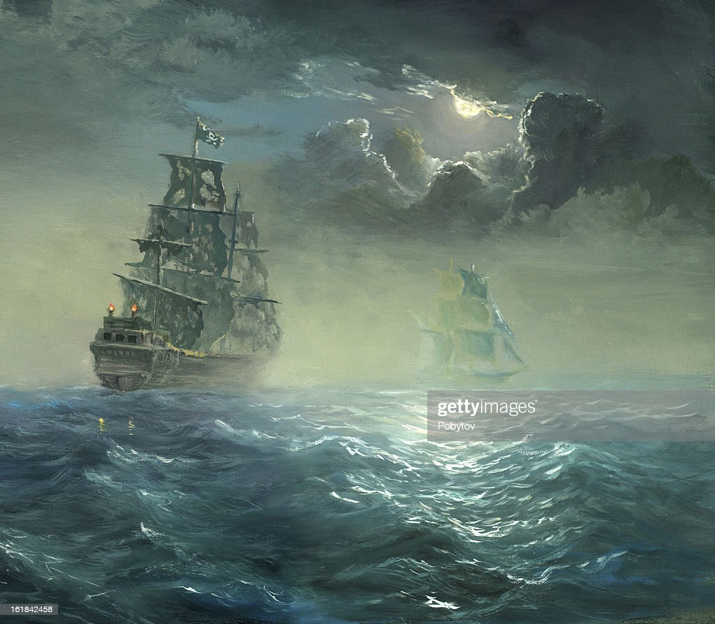 pirates : stock illustration