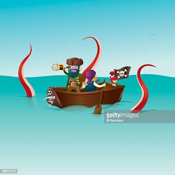 Pirates & the Kraken