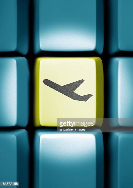 Airplane Keyboard Symbol Stock Illustrations And Cartoons Getty Images
