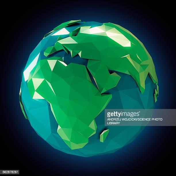 planet earth, illustration - レプリカ点のイラスト素材/クリップアート素材/マンガ素材/アイコン素材