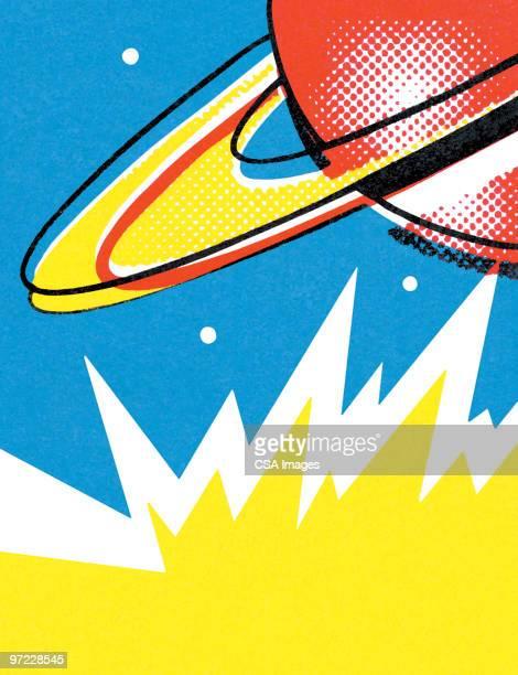 planet - image stock illustrations