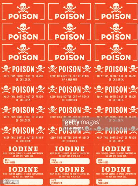 What Is The Symbol For Iodine Stock Illustrations And Cartoons