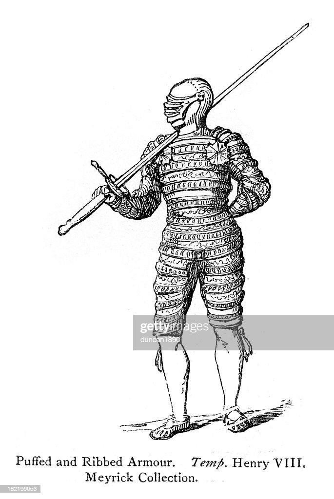 Polish Costume - Victorian Fashion : stock illustration