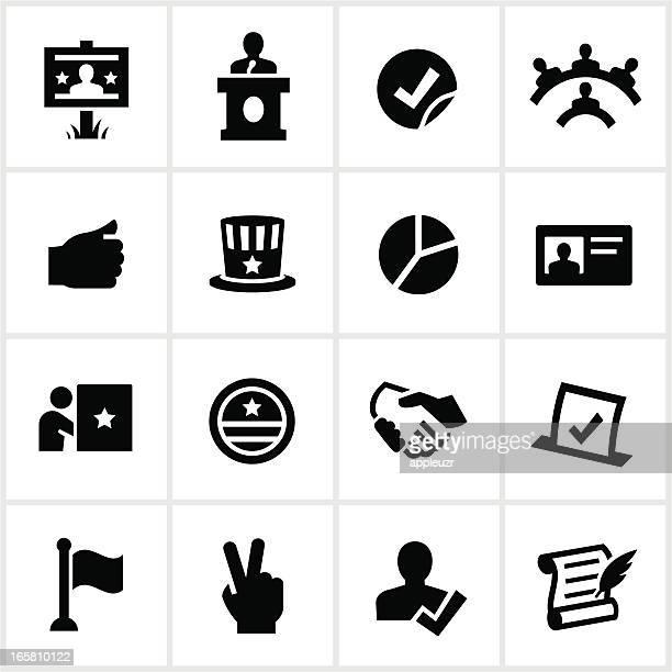 illustrations, cliparts, dessins animés et icônes de icônes de politique - permis de conduire