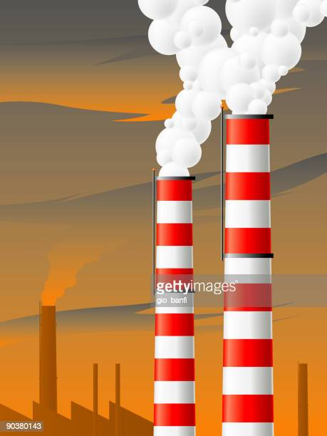 pollution - water treatment stock illustrations, clip art, cartoons, & icons