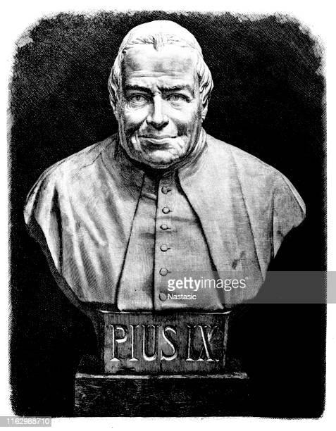 Pope Pius IX (1792 - 1878)