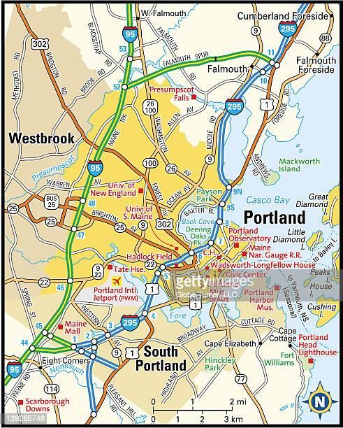 Portland, Maine area