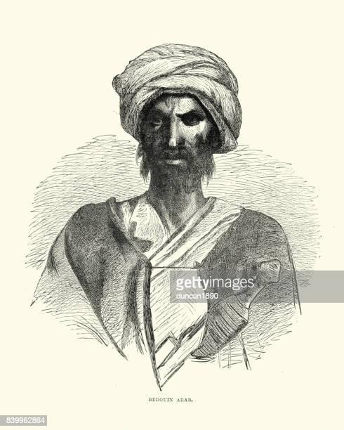 Portrait of a Bedouin Arab, 19th Century