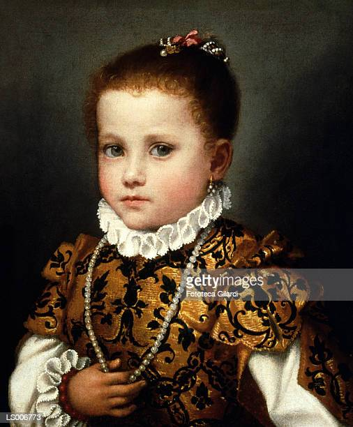 portrait of a child of the redetti house - fine art portrait stock illustrations, clip art, cartoons, & icons