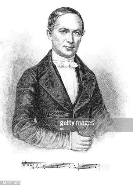 Porträtt av en kompositör