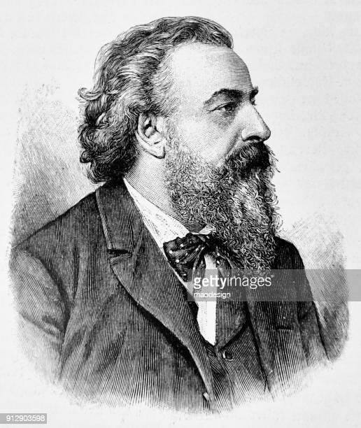 Portrait of an old bearded man - 1896
