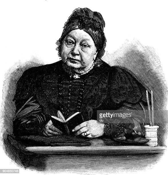 Portrait of Anna Schepeler-Lette