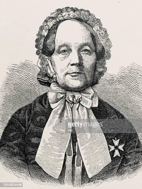Portrait of Ferdinande von Schmettau (1798 - 1875)