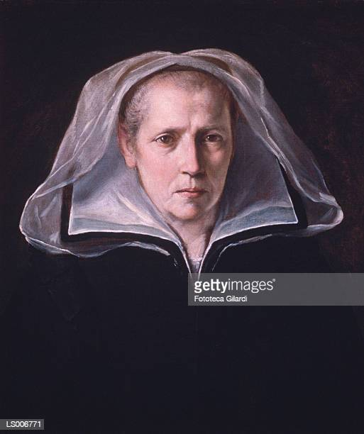 portrait of his mother - bologna stock illustrations, clip art, cartoons, & icons