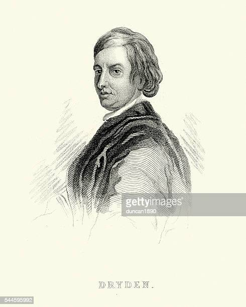 Portrait of John Dryden