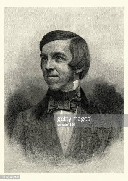 Portrait of Oliver Wendell Holmes, Snr