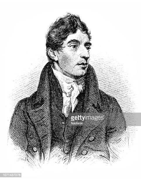 Portrait of Robert Southey, Poet