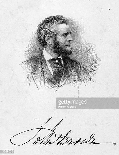 A portrait of Scottish retainer John Brown who was born in Craithenaird and is best known for his loyal service to Queen Victoria as her personal...