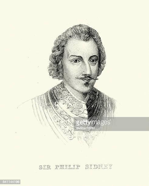 portrait of sir philip sidney - 雪梨 澳洲 幅插畫檔、美工圖案、卡通及圖標