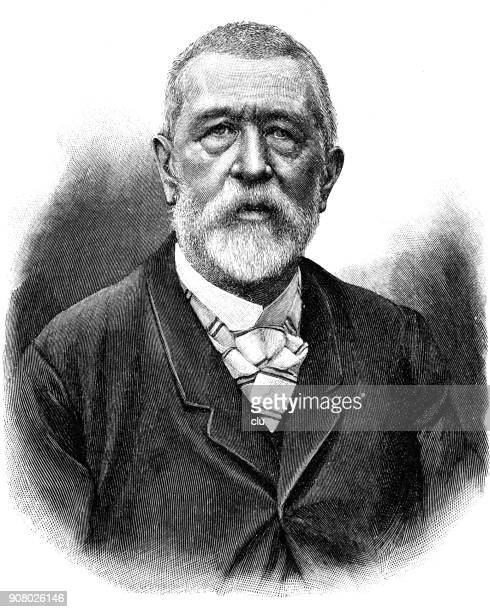 Portret van de schilder Arnold Böcklin