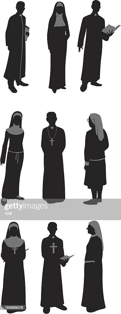 Priests and Nuns