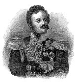 illustration prince ivan fyodorovich paskevich was