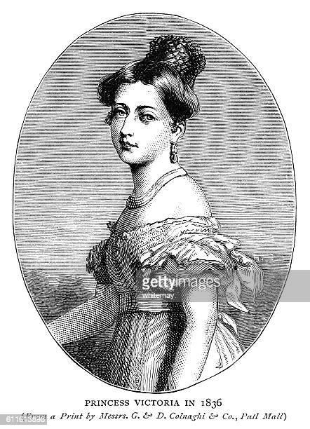Princess Victoria in 1836