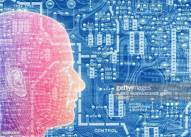 Printed circuit board and wireframe head