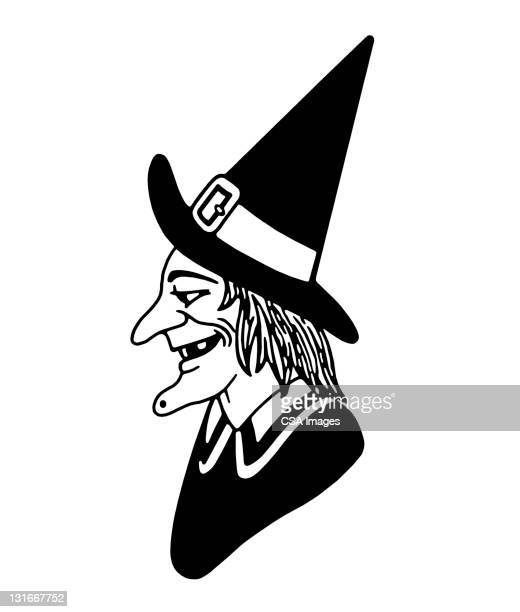 Profile of Witch