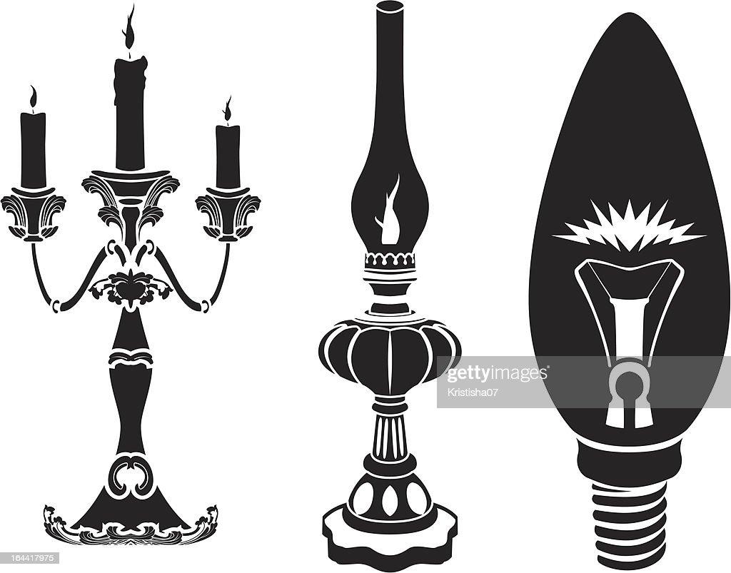 Progress of lighting devices