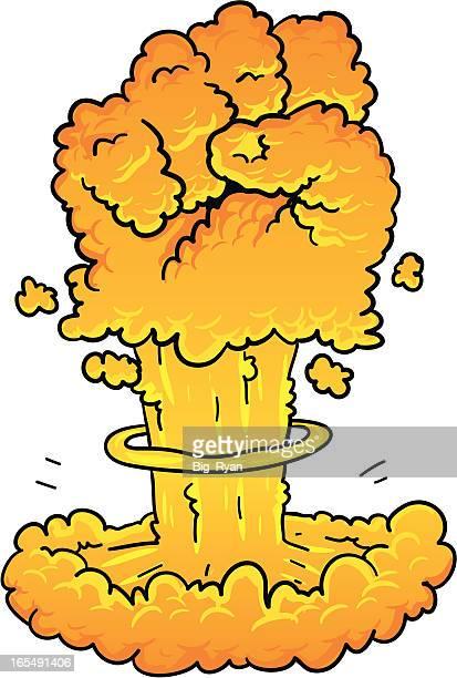 punsch-bombe - bombenanschlag stock-grafiken, -clipart, -cartoons und -symbole