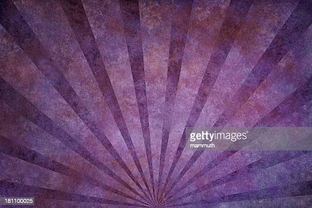 purple grunge texture with sunrays - purple background stock illustrations, clip art, cartoons, & icons